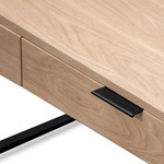 Cleve Home Office Desk - Natural