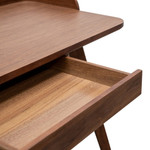 Genoa Office Desk Walnut