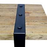 Kaniva Reclaimed Elm Narrow Wood Console Table