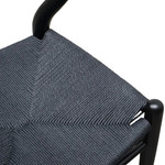 Hastings Cooma Cord Dining Chair - Full Black