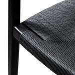 Katoomba Dungog Hans Wegner Replica - Full Black