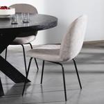 Meningie Kuranda Fabric Dining Chair - Oyster Beige