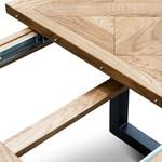 Shoreham Extendable Dining Table - European Oak