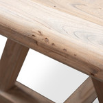 Bencubbin Reclaimed Elm Wood Dining Table