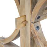 Carrathool Elm Wood Dining Table - Natural