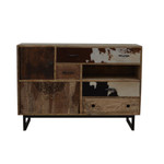 Jenny Cowhide Patterns Chest Of Draws