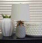 Caribbean Pineapple Table Lamp