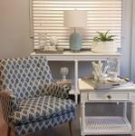 Jamie Polo Side Table/Bedside White