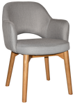 Albury Timber Arm Chair