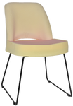 Albury Visitor Sled Chair