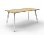 Fluid 1 Person Single Sided Workstation