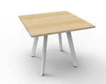 Fluid Square Meeting Table