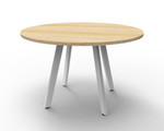 Fluid Round Meeting Table