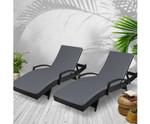 Belfield Sun Lounge Chair with Cushion