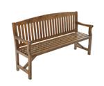 Bringelly 3 Seater Wooden Garden Bench