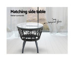 Bronte Outdoor Patio Chair and Table