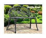 Campbelltown Victorian Garden Bench