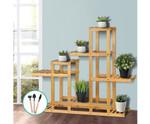Campsie Garden Planter Pots Shelf