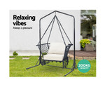 Canoelands Frame Dual Hammock Chair
