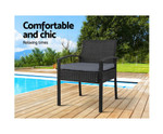 Castlecrag Chairs Lounge Cafe Cushion