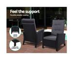 Cobbitty Sun lounge Recliner Chair Sofa
