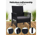 Collaroy Dining Chairs Patio Cushion