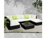 Como Sofa Set Garden Patio Lounge