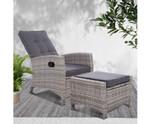 Cornwallis Sun lounge Recliner Sofa