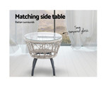 Darlinghurst Outdoor Patio Chair & Table