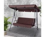 Hobartville Swing Chair Hammock Canopy