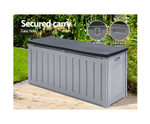 Holsworthy Bench Seat Lockable Storage