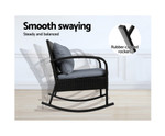 Hornsby Outdoor Chair Rocking Set