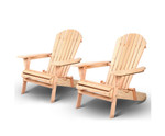 Jamisontown Wooden Patio Chairs