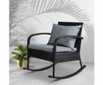 Kearns Rocking Chair Patio Lounge