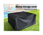 Kensington Sofa Set with Storage Cover