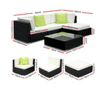 Kentlyn Sofa Set with Storage Cover