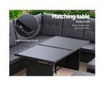 Leppington Sofa Set Patio Lounge Setting