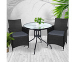 Maianbar Dining Chair Table Set Patio Set