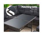 Malabar Sofa Setting Dining Chair Table