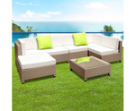 Maroubra 7PC Outdoor Furniture Set