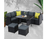 Matraville Dining Sofa Table Chair Lounge