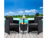 Meadowbank Chairs Table Cooler Ice Set