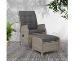 Menai Recliner Chair Sun lounge Patio Sofa