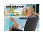 Northbridge Recliner Chairs Sun lounge