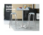 Epping Cafe 3PC Bistro Bar Table Stools