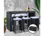 Erskineville 7pc Outdoor Dining Table Set