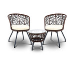 Fiddletown Outdoor Patio Chair & Table