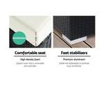 Greystanes 3PC Sofa Garden Lounge Chair