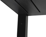 Aluminium Cube 800mm Bar Table