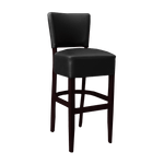 Memphis Club Barstool Vinyl Seat and Backrest